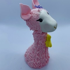 Lama Cake Topper | Baby Showers | Birthdays | Fondant