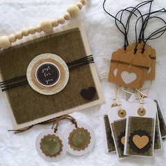 Card + Gift Tag Bundle | Nature-Inspired