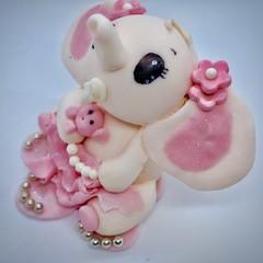 Elephant Cake Topper   Baby Showers   Birthdays   Fondant