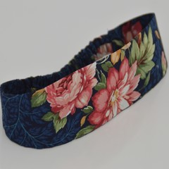Floral headband for girls and babies/ gifts for girls