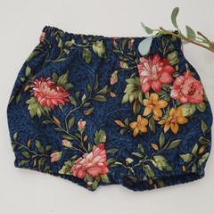 Girls floral cotton bloomers