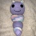 Baby butterfly / bug rattles