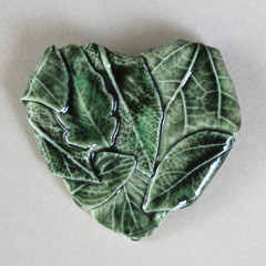My Heart is a Jungle Brooch