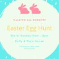 INVITATION - CUSTOMISED PRINTABLE DOWNLOAD, EASTER EGG HUNT!