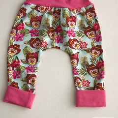 STUNNING BABY GIRLS GROW WITH ME PANTS