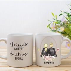 Soul Sister Mug, Customised Mug, Soul Sisters Mug, BFF Mug, Bestie Mug,