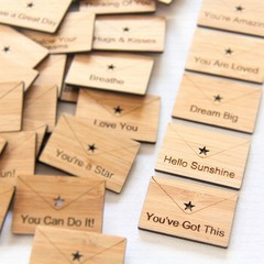 5 Positive Affirmations For Kids, School Lunch Box Notes, Positive Thoughts