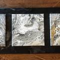 Moonlight - Acrylic Pour Art