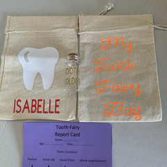My Tooth Fairy Bag