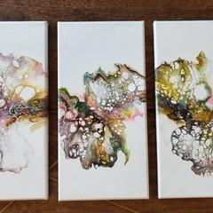 Energetic - Acrylic Pour Art