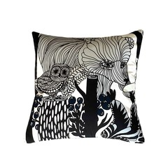 Kids Animal Print Floor Pillow Cover.