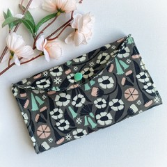 Fabric Wallet | Fabric Purse | Womens | Ladies | Girls | Gift | Boho