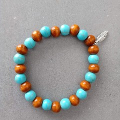 Medium Beaded Bracelet