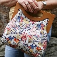 May flowers handbag