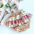 Frilly Nappy Cover - 0000 | New Born | Ruffles | Diaper Cover | Bloomers | Pants