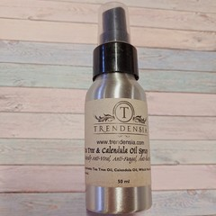 Anti-Viral Spray| Tea Tree & Calendula Oil Spray 50ml | Vegan | Natural