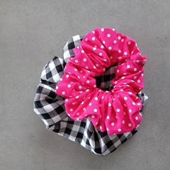 Set of two Scrunchies