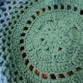 Crochet Mesh Market Bag - Summertime