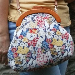 May Flower handbag