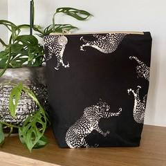 Accessory bag - Leopard print