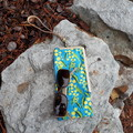 AUSTRALIAN WATTLE GLASSES/PHONE CASE