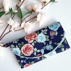 Fabric Wallet | Fabric Purse | Womens | Ladies | Girls | Gift | Boho