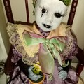 Gothic doll little Tulip