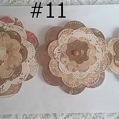 Paper Flower Pack 11