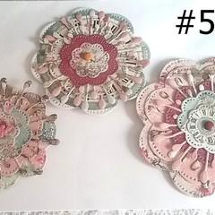 Paper Flower Pack 5