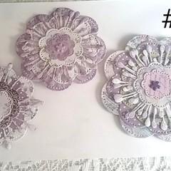 Paper Flower Pack 6