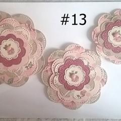 Paper Flower Pack 13