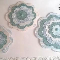 Paper Flower Pack 4
