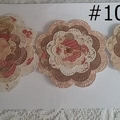 Paper Flower Pack 10