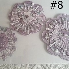 Paper Flower Pack 8