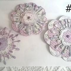 Paper Flower Pack 7
