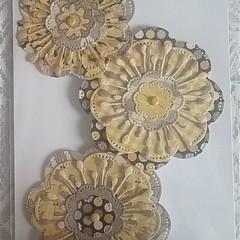 Paper Flower Pack 2