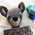 Joey/Kangaroo 'Ruggybud' - personalised, comforter, keepsake, lovey.