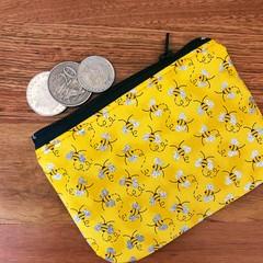 Coin purse - Bee