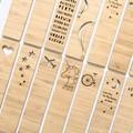 Bamboo Bookmark 18 to Choose From   Teacher gift, Souvenir, Kris Kringle