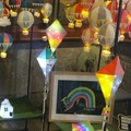Nightlight Kite Rainbow