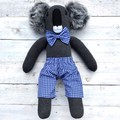 'Bob' the Sock Koala - *MADE TO ORDER*