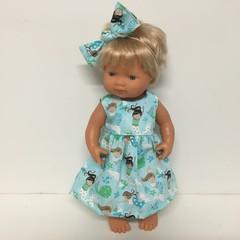 Miniland Dolls   Dress to fit 38cm Dolls