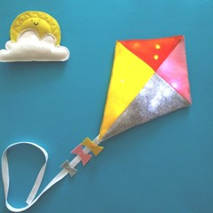 Nightlight Kite Lollipop