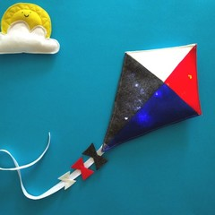 Nightlight Kite Chileno