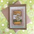 Little Inspirations 'Artist' Card