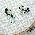 Needle Minder | Interchangeable 101 Dalmatians Pups and Cruella De Vil