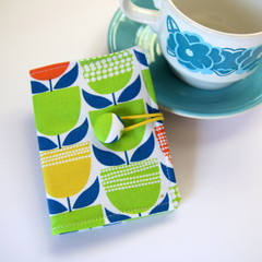 Tea Bag Wallet - Tulips