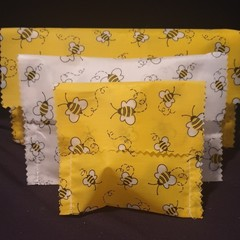 beeswax pocket large