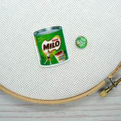 Needle Minder | Milo | Needleminder | Magnet for Cross Stitch, Embroidery, Needl