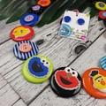 The Street Gang - Buttons Necklace - Jewellery - Bonus Earrings